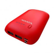 A Data P10050 Red Power Bank (10050mAh)r