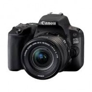 Canon EOS 200D Digital SLR Camera Body With EF-S 18-55mm III Lens(R)