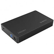 Ugreen 2.5 inch USB 3.0 Black Hard Drive Enclosure (30848)(R)