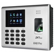 ZKTeco K40-Pro Time Attendance & Simple Access Control Terminal With Adapter(R)