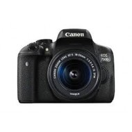 Canon EOS 750D Digital SLR Camera Body With EF-S 18-55mm STM Lens(R)