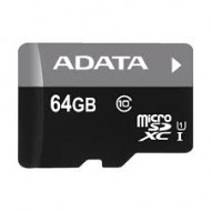 A Data 64GB Micro SD Class-10 Memory Card(R)