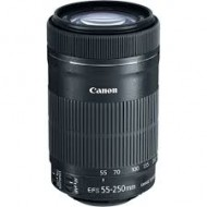 Canon EF-S 55-250mm F4-5.6 IS STM Camera Lens(R)