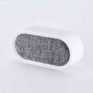 REMAX RB-M11 Desktop Fabric White Bluetooth Speaker r