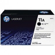 HP 11A Black Original LaserJet Toner Cartridge (Q6511A)r