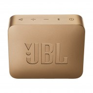 JBL GO 2 Portable Bluetooth Speaker (Champagne)r