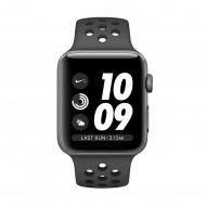Apple Watch Nike+ Series 3 42mm Space Gray Aluminum Case with Anthracite/Black Nike Sport Band