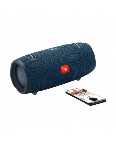 JBL Xtreme 2 Portable Bluetooth Ocean Blue Speaker(r)