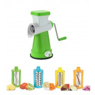 4 in 1 Rotary Drum Grater Slicer