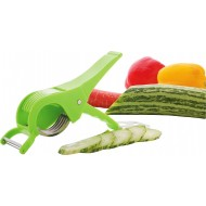 Multi Vegetable Cutter with Peeler 2 in 1