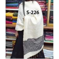 Winter Shawl S-226