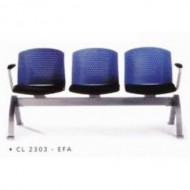 Caddy 3 Seater Link Chair