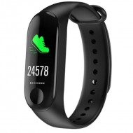 M3 Color Screen Smart Band Watch Heart Rate blood pressure tracker