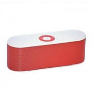 S207 Portable Bluetooth Speaker - Red