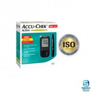 Accu-Chek Active Blood Glucose Monitor - Black