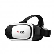 AAA one VR BOX 2 - 3D Headset for Smartphones - White and Black