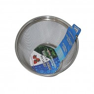 Sajjad Home Decoration Aluminium Basket - Silver