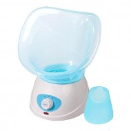 Beauty Style Benice BNS-016 Beauty Facial Steamer Machine - White and Blue