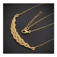 18K Real Gold Plated Necklace