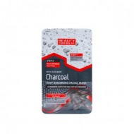 Beauty Formulas Deep Absorbing Facial Mask With Activated Charcoal