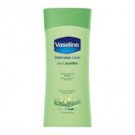Vaseline Intensive Care Aloe Soothing Body Lotion - 400ml