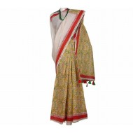 ORIGINAL COTTON SAREE FOR BOISHAKHI