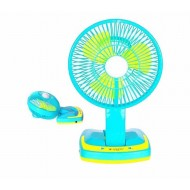 Folding Design Rechargeable Table Fan