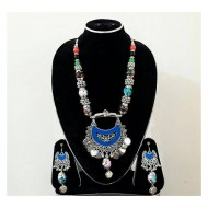 Afghan Necklace With Yer Ring