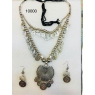 Afghan Necklaces With Yerring
