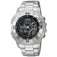 Casio Dual Time Thermometer Watch for Gents (EFA-122D-1A)