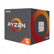 AMD Ryzen 5 2600 3.4GHz-3.9GHz 6 Core 19MB+ Cache AM4 Socket Processor r