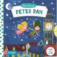 Peter Pan (First Stories) by Miriam Bos