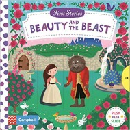 Beauty and the Beast (First Stories) by Dan Taylor
