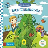 Jack and the Beanstalk (First Stories) by Natascha Rosenberg