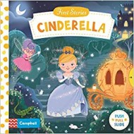 Cinderella (First Stories) by Dan Taylor