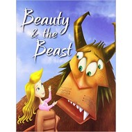 Beauty & The Beast (My Favourite Illustrated Classics) by Pegasus Team