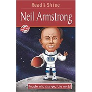 Neil Armstrong - Read & Shine by Pegasus Team