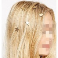 Gold Plated Star Hairwear