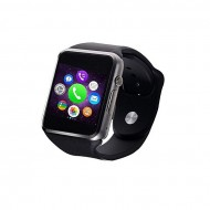 RELAX RELAX-A9B-HQ Smart Watch Sim Sports and Android Mate - Black
