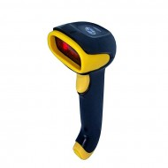 Update Collection City Barcode Scanner SL-8371 - Black and Yellow
