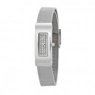 DKNY NY2109 Stainless Steel Analogue Watch For Women - Silver