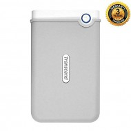 2TB SJM100 Portable Hard Disk Drive for Mac - White and Grey (T)