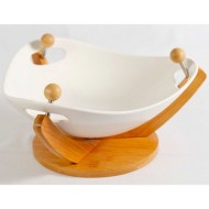 Ceramic Fruit Bowl-1076