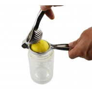 Stainless Steel Lemon Squirer