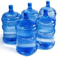 Transparent pet bottle -20 liters (1)