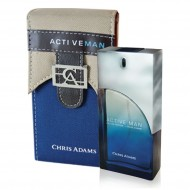 Chris Adams Active Men Perfume 100ml