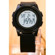 Digital Sports LED Wristwatch Thin Silicone Band With Alarm Stopwatch Waterproof