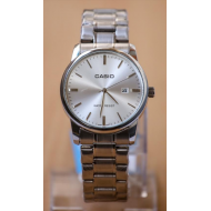 Casio Stainless Steel Analog Watch For Men