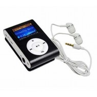 Digital Mp3 Player with Earphones