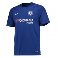 2017-18 Chelsea Home Club Jersey - 364
